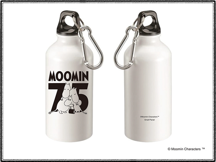 「MOOMIN POPUP STORE by Small Planet」マウンテンボトル(5名様)